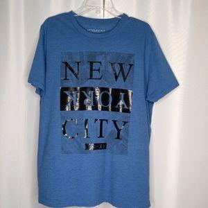 🌵AEROPOSTALE New York City T-Shirt Sz XL